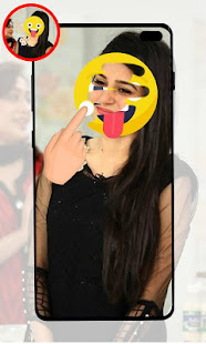 Girls Face Emoji Remover u2013 Face Body scanner Prank 1.3 Screenshots 3