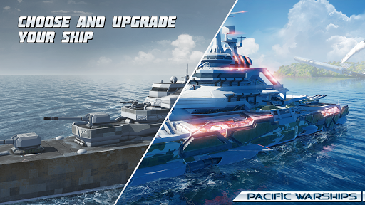 Pacific Warships: World of Naval PvP Warfare  screenshots 6