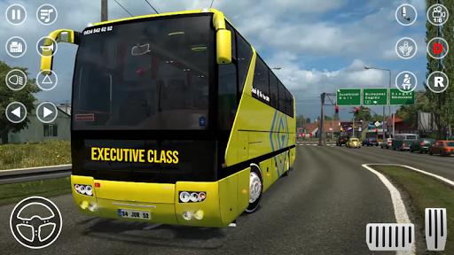 Public Coach Bus Transport Parking Mania 2020 screenshots 5