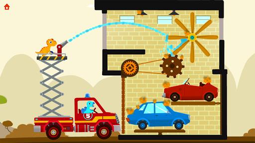 Fire Truck Rescue - Firefighter Games for Kids apktram screenshots 1
