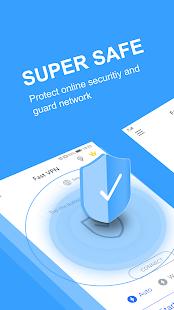 Free VPN Proxy - Secure Tunnel, Super VPN Shield