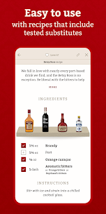 Cocktail Party: Drink Recipes & Ingredient Library 3