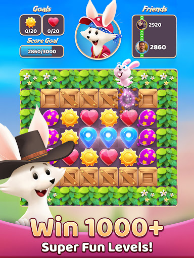 Wonderful World: New Puzzle Adventure Match 3 Game  screenshots 9