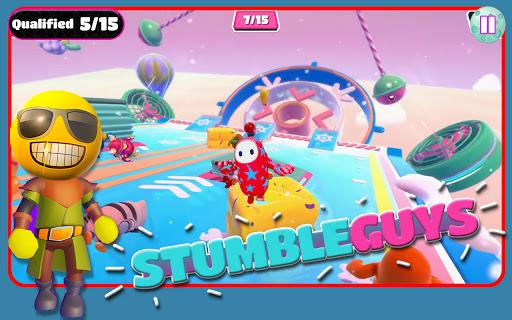 Code Triche Stumble Guys: Knockout Royale APK MOD (Astuce) screenshots 1