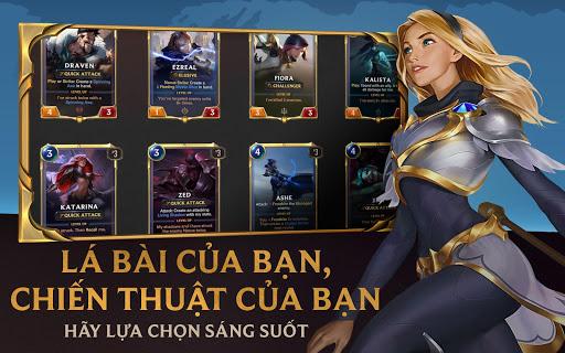 Huyu1ec1n Thou1ea1i Runeterra | Legends of Runeterra screenshots 12