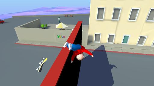 Ollie Champ - Skater Stunt Park Freestyle screenshots 15