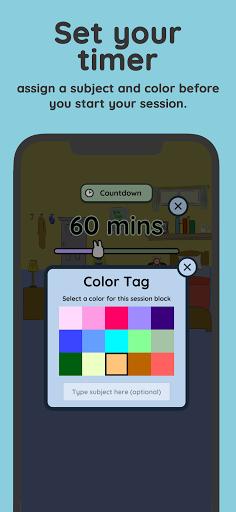 Study Bunny: Focus Timer  Screenshots 5