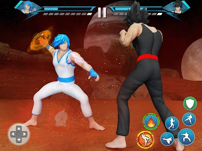 Kung Fu Fighting Games: Offline Karate King Fight Mod Apk (Unlimited Money) 6