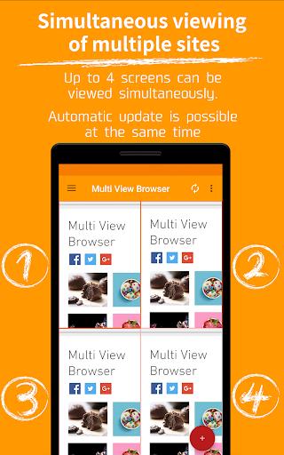 Multi View Browser apktram screenshots 1