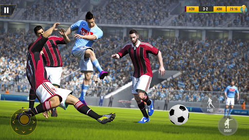 Real Soccer Strike: Free Soccer Games 2021 1.0.0 screenshots 2