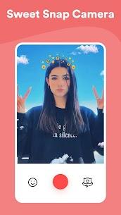 Free Sweet Snap Face Camera – Snap Face Camera Edit Apk Download 2021 4