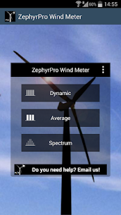 Zephyrus Pro Anemometer For Pc – Windows 7, 8, 10 & Mac – Free Download 1
