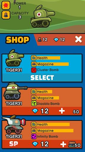 Mini Tank Hero 1.1.7 screenshots 3