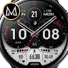 MD216 - Modern Hybrid watch face Matteo Dini MD