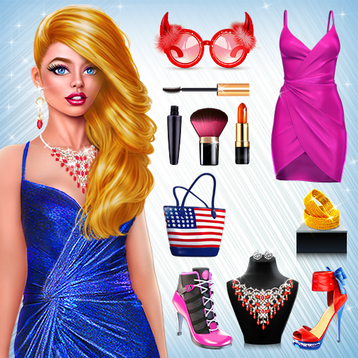 Fashion Games - Dress up Games, Stylist Girl Games
