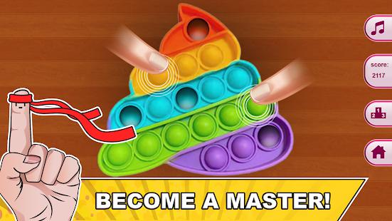 Pop it Master - antistress fidget toys calm games 0.0.2 Screenshots 5