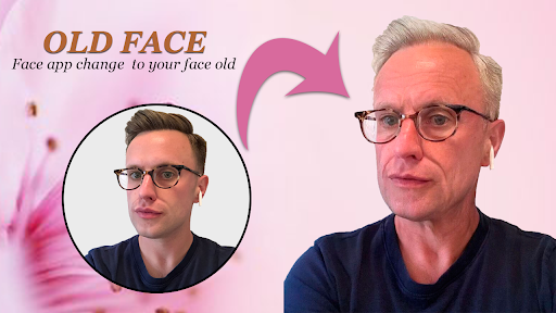 Old Face Maker   Face Changer   wrinkles on Face 2.8 screenshots 1