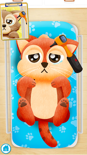 Pet Doctor. Animal Care Game screenshots 13