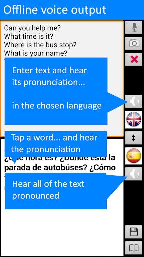 Offline Translator: Spanish-English Free Translate 2.9710 Screenshots 5