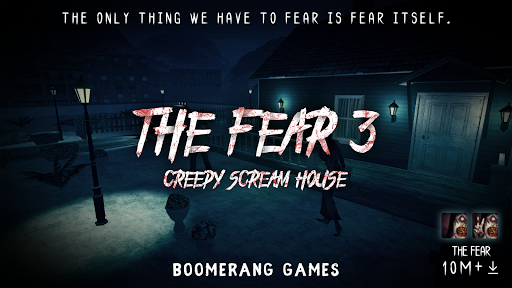 The Fear 3 : Creepy Scream House Horror Game 2018  screenshots 1