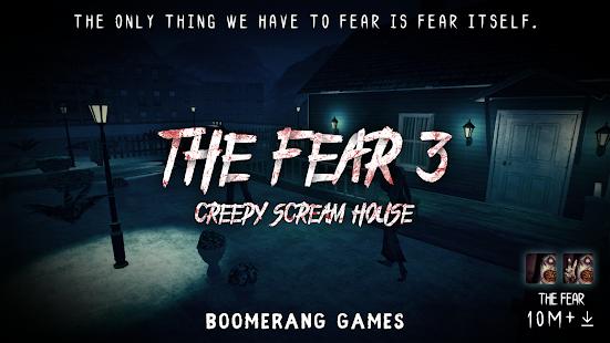 The Fear 3 : Creepy Scream House Horror Game 2018 2.1.1 screenshots 1