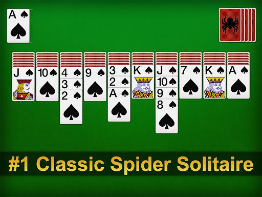 Spider Solitaire 2.0 screenshots 4