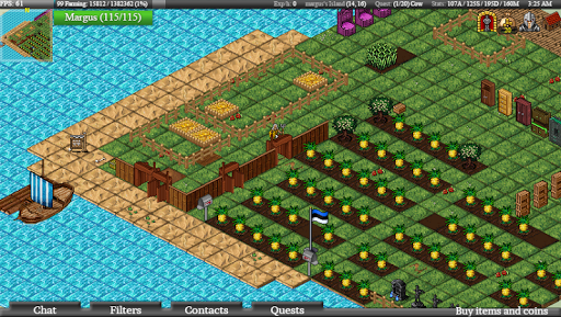 RPG MO - Sandbox MMORPG 1.9.1 screenshots 12