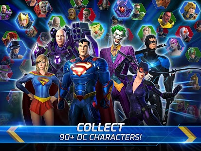 DC Legends: Fight Superheroes Screenshot