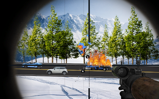 Rocket Launcher Traffic Shooter apkdebit screenshots 21