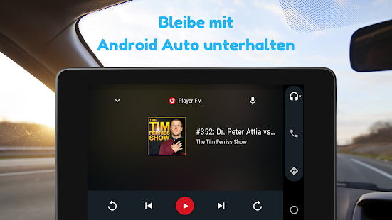 Kostenlos & Offline Podcasts mit Player FM Screenshot