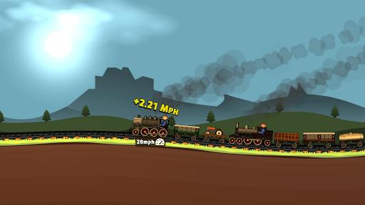 TrainClicker Idle Evolution apkpoly screenshots 7