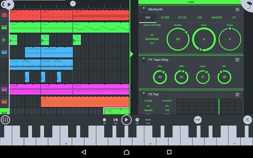 FL Studio Mobile apkpoly screenshots 18