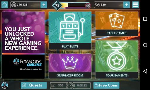 FoxwoodsONLINE - Free Casino screenshots 1