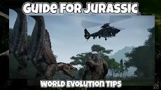 Jurassic World Evolution Guide - Free Jurassic Tipのおすすめ画像1