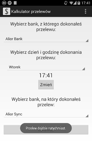 Kalkulator przelewów For PC Windows (7, 8, 10, 10X) & Mac Computer Image Number- 8