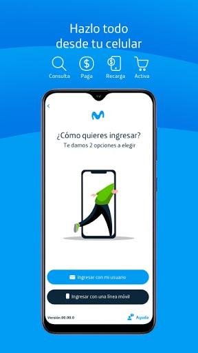 App Mi Movistar Colombia  screenshots 1