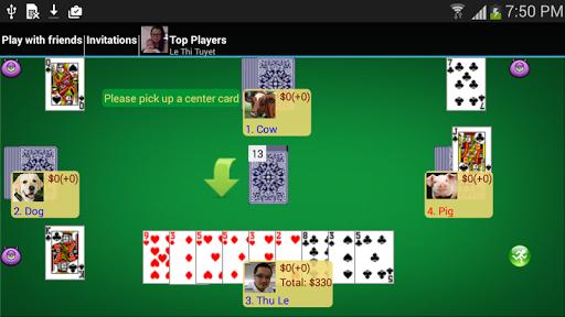 H-Phom - CardGame 2.3.3 screenshots 2