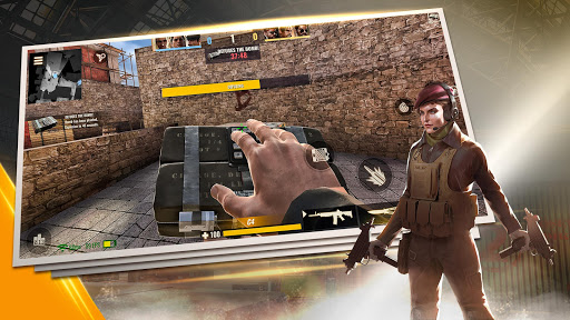Zula Mobile: Multiplayer FPS 0.18.0 screenshots 21