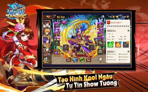 Vu00f5 Thu1ea7n Tam Quu1ed1c - Vo Than Tam Quoc 1.0.9 Screenshots 7