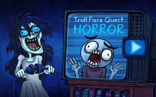 Troll Face Quest: Horror  screenshots 11