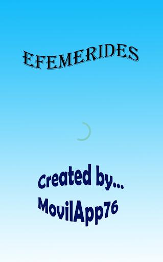 Efemu00e9rides 1.4 Screenshots 1