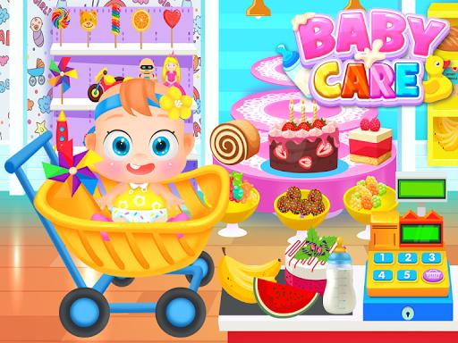 My Baby Care - Newborn Babysitter & Baby Games  screenshots 6