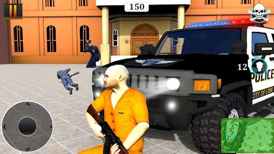 Grand Gangster theft: Escape For Pc (Free Download On Windows7/8/8.1/10 And Mac) 1