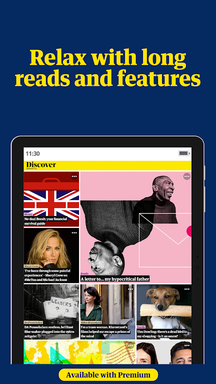 The Guardian - Live World News, Sport & Opinion  poster 9