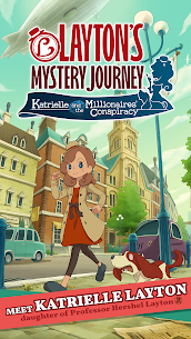 Layton's Mystery Journey APK 1.0.7 Download For Android 1