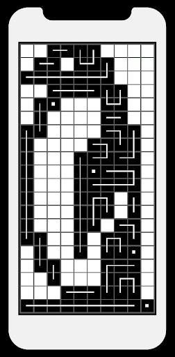 FCross Link-A-Pix puzzles 257 screenshots 6