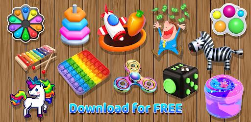 ASMR Toys 3D - Pop It Fidget apkdebit screenshots 7