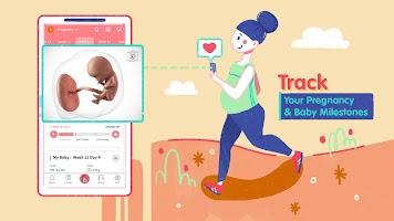 screenshot of theAsianparent: Track Pregnancy & Count Baby Kicks