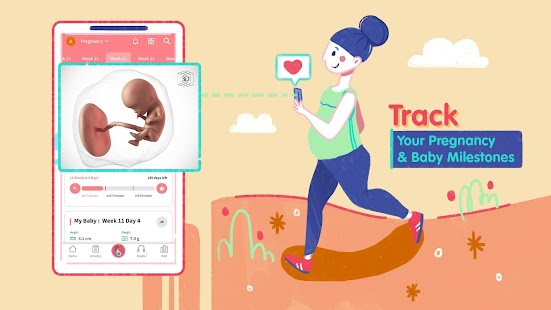 theAsianparent: Track Pregnancy & Count Baby Kicks Screenshot