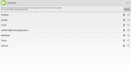 LetMeTalk: Free AAC Talker 1.4.29 Screenshots 11